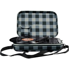 CR8016A-GC MESSENGER PORTABLE TURNTABLE CUADRILLE