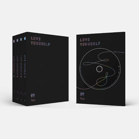 LOVE YOURSELF: TEAR USA IMPORT