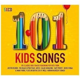 101 KIDS SONGS / VARIOUS UK IMPORT