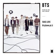 BIRD / FAKE LOVE / AIRPLANE LIMITED EDITION + BOOKLET JAPAN IMPORT