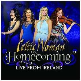 HOMECOMING - LIVE FROM IRELAND DELUXE EDITION USA IMPORT