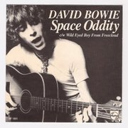SPACE ODDITY EP ANNIVERSARY EDITION USA IMPORT