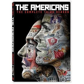 AMERICANS: SEASON 3 4 DVD BOXED SET SUBTITLED WIDESCREEN USA IMPORT