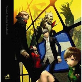 PERSONA 4 / O.S.T. JAPAN IMPORT