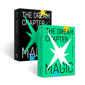 DREAM CHAPTER: MAGIC (SANCTUARY) (GREEN ART) LIMITED EDITION USA IMPORT