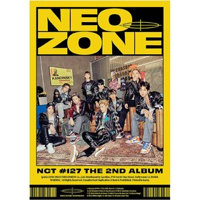 2ND ALBUM NCT #127 NEO ZONE [N VER.] USA IMPORT