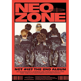 2ND ALBUM NCT #127 NEO ZONE [C VER.] USA IMPORT