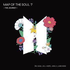MAP OF THE SOUL: 7 THE JOURNEY WITH BOOKLET PHOTOS USA IMPORT