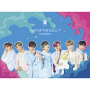 MAP OF THE SOUL: 7 THE JOURNEY (VERSION B) LIMITED EDITION STICKERS PHOTOS USA IMPORT